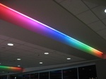 Rainbow light bar